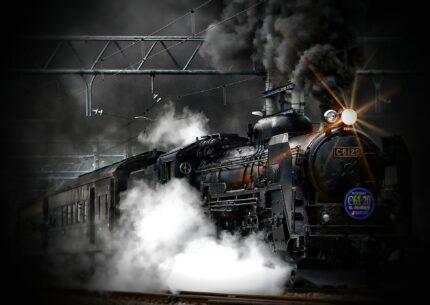 Hudson J.R. Dampflokomotive Typ C61-20